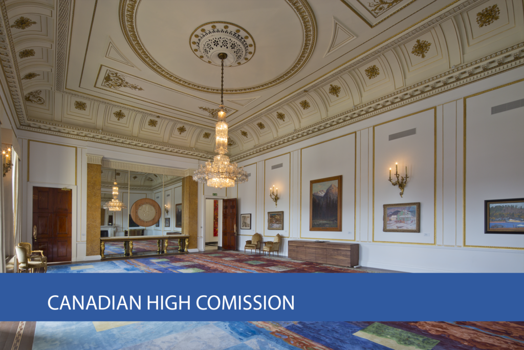 CANADIAN HIGH COMISSION