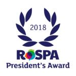 2018_President's Award